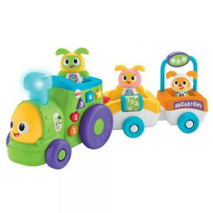 train robot Fisher-Price
