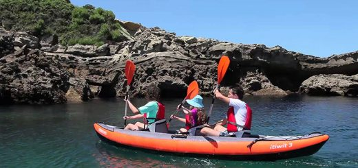 conseils kayak gonflable